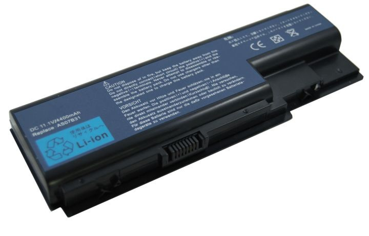 Laptop battery replacement for Aspire 5520
