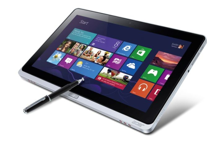 Acer Iconia W700 Tablet - Windows 8
